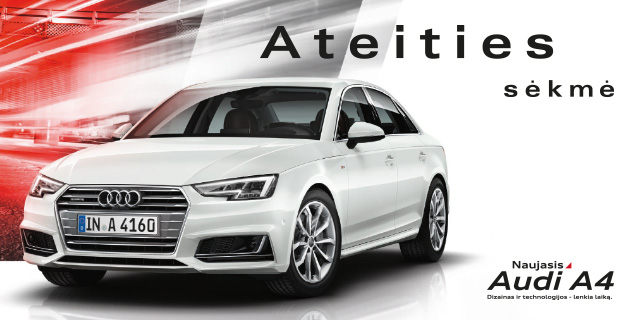 audi a4 banner mobile